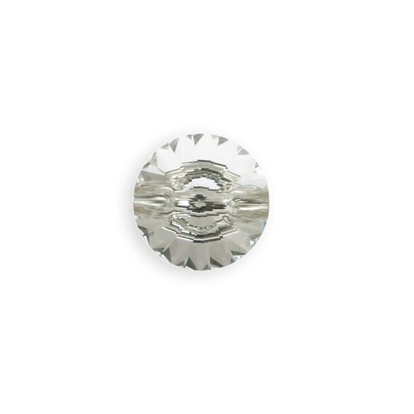 Swarovski crystal button 3015 10mm crystal with foil back - Swarovski crystal buttons ...