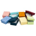 Multi-Color Jewelry Box #32 Case (100-Pcs)