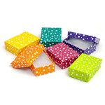 Polka Dot Jewelry Box #32 Case