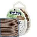 "Beadalon Wire .015"" 30ft Bronze 7 Strand"