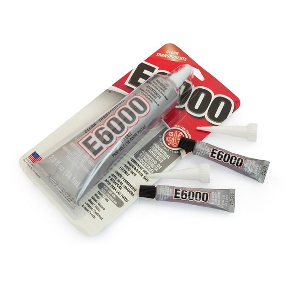 E6000 beaders glue and adhesive for beading and jewelry making for What kind of glue to use for jewelry