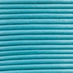 Leather Cord Turquoise 1mm (Priced per Yard)