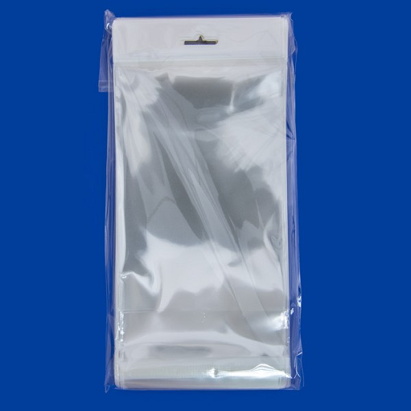 Opp Bag With Hanging Header 4x6 Cellophane Party Bags