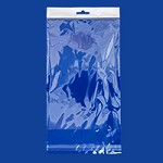 Resealable Polypropylene Bags with Hanging Header 6x9