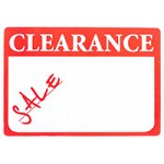 Clearance Adhesive Price Label (504-Pcs)