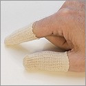 Cotton Finger Guards (4-Pcs)