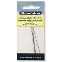 Collapsible Eye Beading Needles Heavy (4-Pcs)
