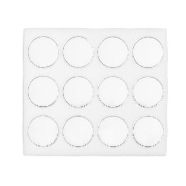Gem Jar Insert Half Size 12 Cups Displays for Gemstones