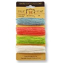 Hemp Cord 4 Color Set 1mm Chit Chat