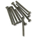 Hex Head Stainless Screw #0-80 9/16