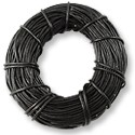 Leather Cord Black 1mm (25 Yards)