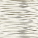Artistic Wire Non Tarnish Silver Wire 24 gauge (4-Yards)