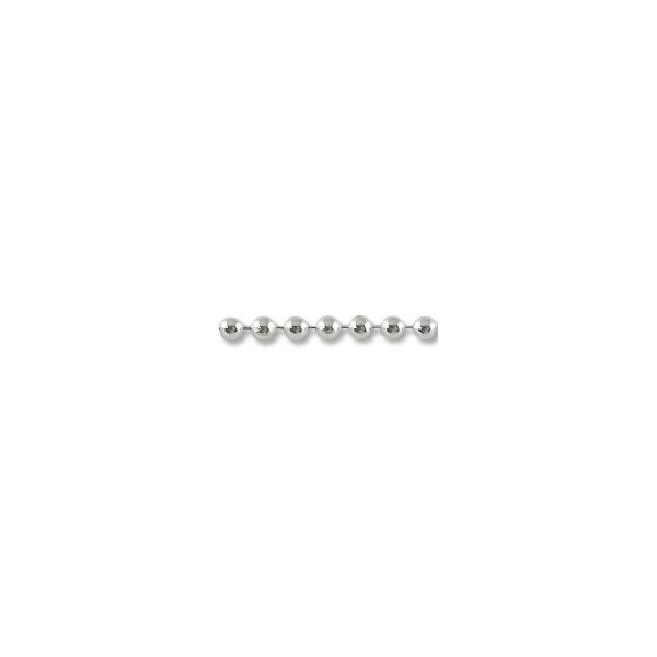 Ball Chain 1.5mm Sterling Silver (Priced per Foot)