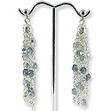Earring Kit - Blue Waterfall