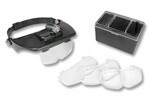 Magnifier Headset w/4 Lenses