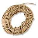 Leather Cord 1mm Natural (30 Foot Pack)