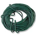 Leather Cord 2mm Jade Green (30 Foot Pack)