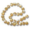 Mother of Pearl Round Bead 6mm Natural (16