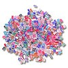 Glass Rectangle Pastel Assortment 3.0mm (30 Grams)