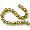 Freshwater Potato Pearls Gold 7-8mm (16