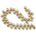 Freshwater Rice Pearl Champagne 4-5mm (16