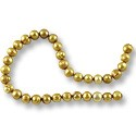 Freshwater Potato Pearl Gold 6-7mm (16