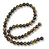 "Tiger Eye Beads 4mm (16"" Strand)"