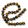 "Tiger Eye Beads 6mm (16"" Strand)"