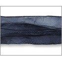 Silky Ribbon Dark Denim