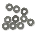 Flat Washer Stainless Steel #0 (10-Pcs)