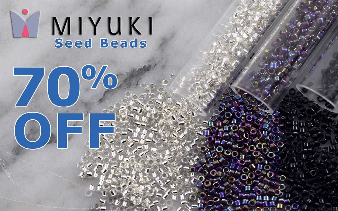 Up to 70% Off All MIYUKI