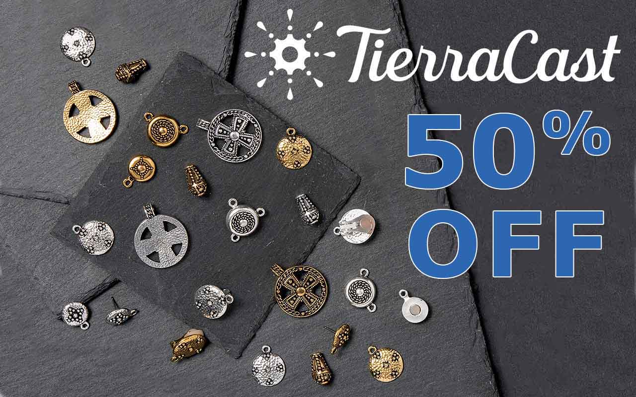 Up to 50% Off All TIERRACAST