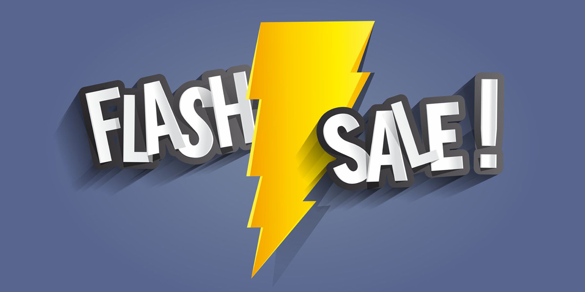 Click to shop the Flash Sale