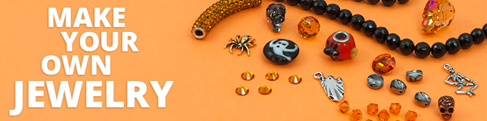 Make your own Halloween Jewelry