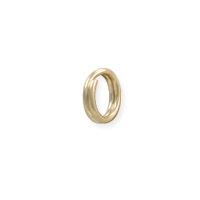4.5mm 14k Yellow Gold Split Ring (1-Pc)