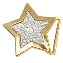 Twinkling Star Buckle Project