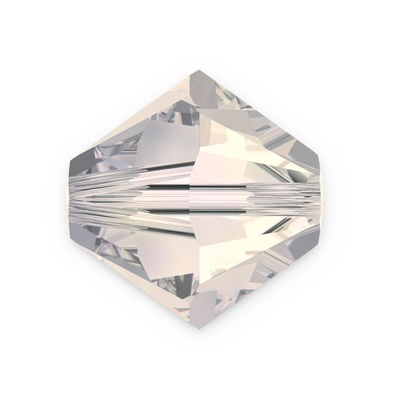 a5ce7e930 All Swarovski Elements 50% Off - Swarovski Crystals 5328 4mm Crystal  Moonlight Bicone Bead | swarovski crystal pave beads wholesale | Where to  find j