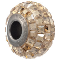 Swarovski Crystal BeCharmed Square Beads