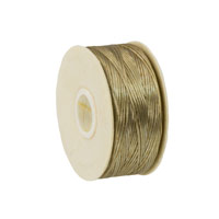 Nymo Nylon Thread Sand Size D (58.5 Meters)