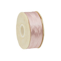 Nymo Nylon Thread Pink Size D (58.5 Meters)