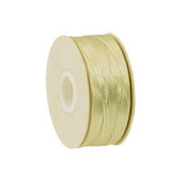Nymo Nylon Thread Cream Size D (58.5 Meters)