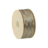 Nymo Nylon Thread Sand Ash Size D (58.5 Meters)
