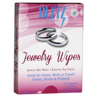 Blitz Disposable Jewelry Wipes