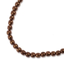 Heishi Round Beads 2mm Antique Copper (24