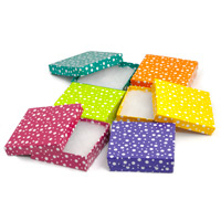 Polka Dot Jewelry Box #33 (100-Pcs)