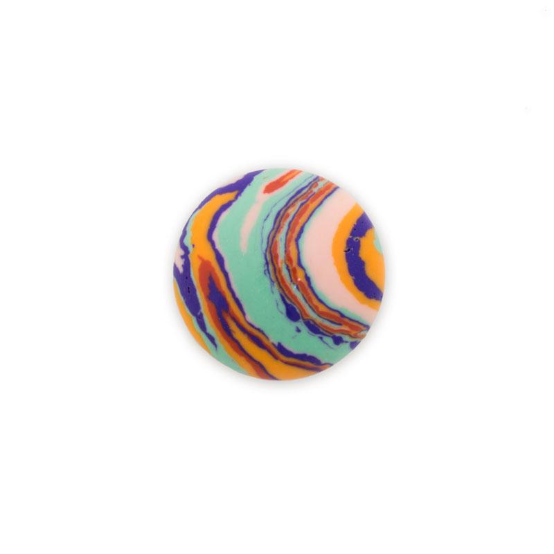 20mm Rainbow Casilica Round Cabochon Cabochon Stones