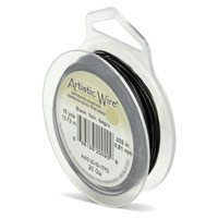 Artistic Wire 20ga Black (15 Yards)