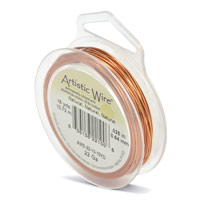 Artistic Wire 22ga Copper (15 Yards)