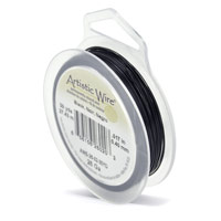 Artistic Wire 26ga Black (30 Yards)