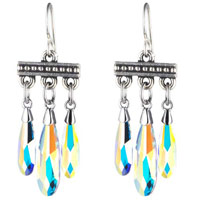 Swarovski Raindrop Earring Project